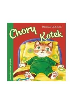 Bajki dla malucha - Chory kotek Skrzat