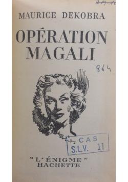 Operation Magali