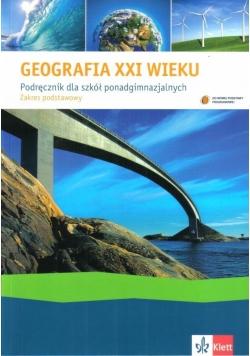 Geografia XXI wieku podręcznik ZP Klett