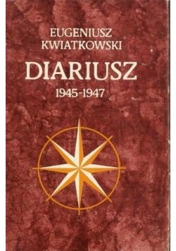 Diariusz 1945-1947
