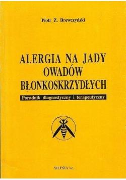 Alergia na jady owadów błonkoskrzydłych