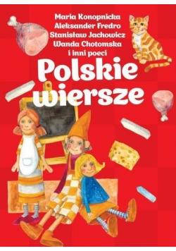 Polskie wiersze - czerwone DAMIDOS