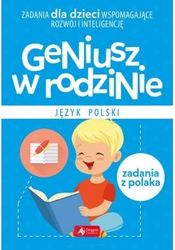 Geniusz w rodzinie Jezyk polski