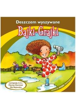 Bajki - Grajki. Deszczem wyszywane CD