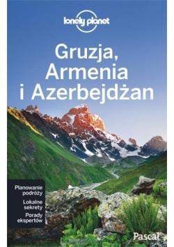 Lonely Planet. Gruzja, Armenia, Azerbejdżan PASCAL