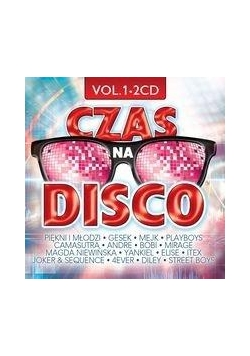 Czas na disco vol.1 (2CD)