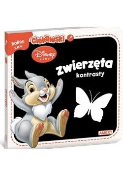 Disney Baby Zwierzęta kontrasty