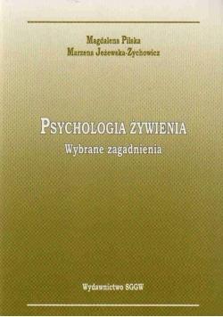 Psychologia żywienia