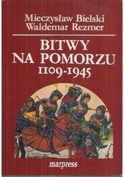 Bitwy na pomorzu 1109- 1945