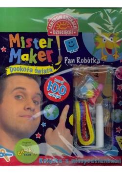 Mister Maker. Pan Robótka. Dookoła świata