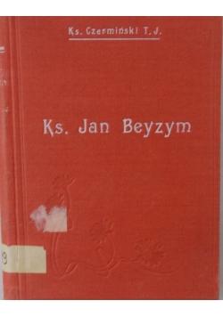 Ks. Jan Beyzym, 1922 r.