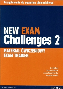 Exam Challenges New 2 Exam Trainer PEARSON