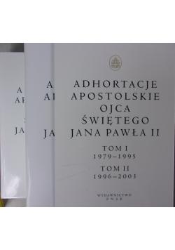 Adnotacje Apostolskie Ojca Świętego Jana Pawła II, tom I 1979-1995, tom II 1996-2003