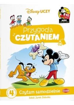 Disney Uczy. Przygoda z Czytaniem. Mickey Mouse
