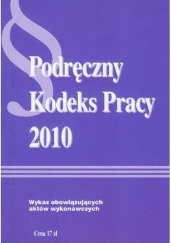 Podręczny kodeks pracy 2010