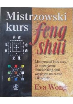 Mistrzowski kurs feng shui