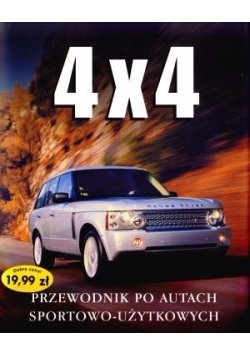 4x4 - Przewodnik po autach sportowo-użytkowych