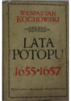 Lata Potopu 1655*1657