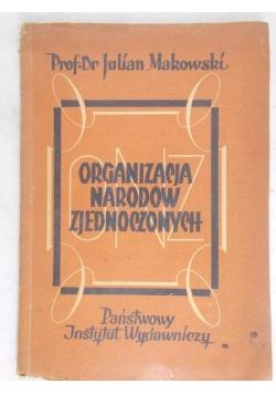 Organizacja Narodów Zjednoczonych, 1947 r.