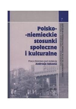 Polsko-niemieckie stosunki społeczne i kulturalne