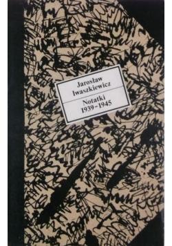 Notatki 1939-1945