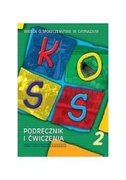 WOS GIM 2 podręcznik ZPR KOSS CIVITAS