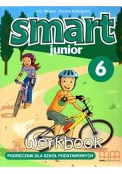 Smart Junior 6 WB MM PUBLICATIONS