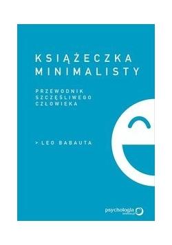 Książeczka minimalisty