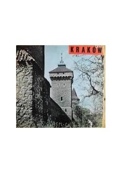 Kraków krajobraz i architektura