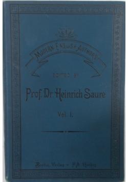 Prof. Dr. Heinrich Saure Vol. I. 1902r.