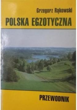 Polska egzotyczna. Przewodnik
