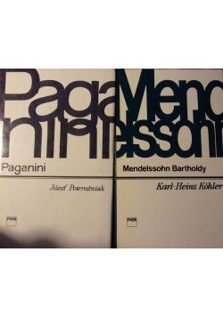 Paganini/Mendelssonhn Bartholdy