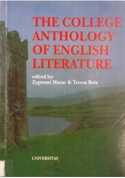 The college anthology of enlish literature