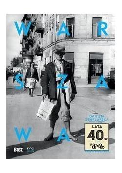 Warszawa lata 40