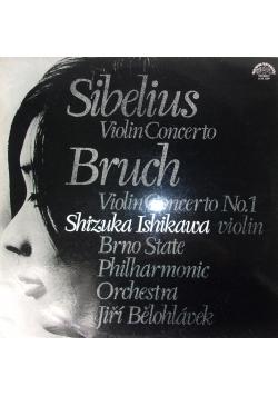 Violin Concerto No. 1, płyta winylowa