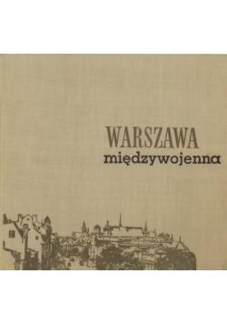 Warszawa międzywojenna