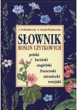 Słownik roślin użytkowych polski, łac. ang. fr.