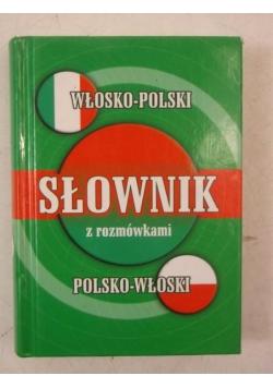 Słownik z rozmówkami. Włosko-polski i polsko-włoski