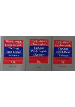 Wielki słownik 3 książki