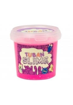 Slime brokat neon różowy 1kg TUBAN