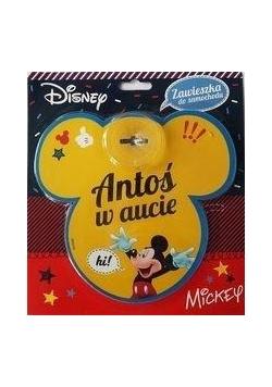 Zawieszka Miki - Antoś w aucie