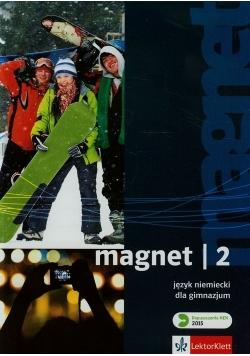 Magnet 2 Podręcznik + CD