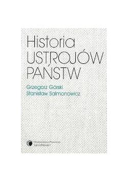 Historia ustrojów państw