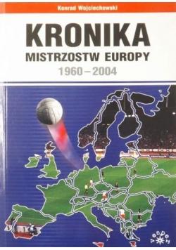 Kronika Mistrzostw Europy 1960 - 2004