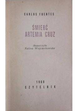 Śmierć Artemia Cruz