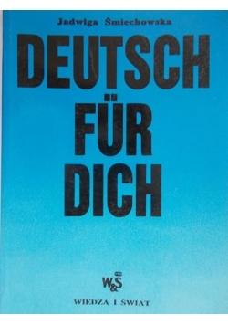 Deutsch fur dich, Teil 2
