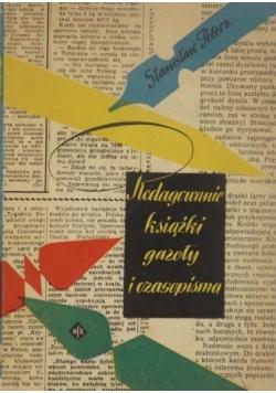 Redagowanie książki gazety i czasopisma