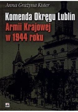 Komenda okręgu Lublin