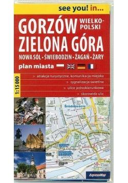 See you! in... Gorzów Wlkp,Zielona Góra plan miast