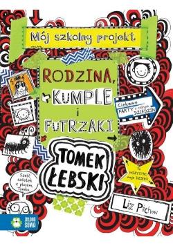 Tomek Łebski Tom 12  Rodzina, kumple i futrzaki